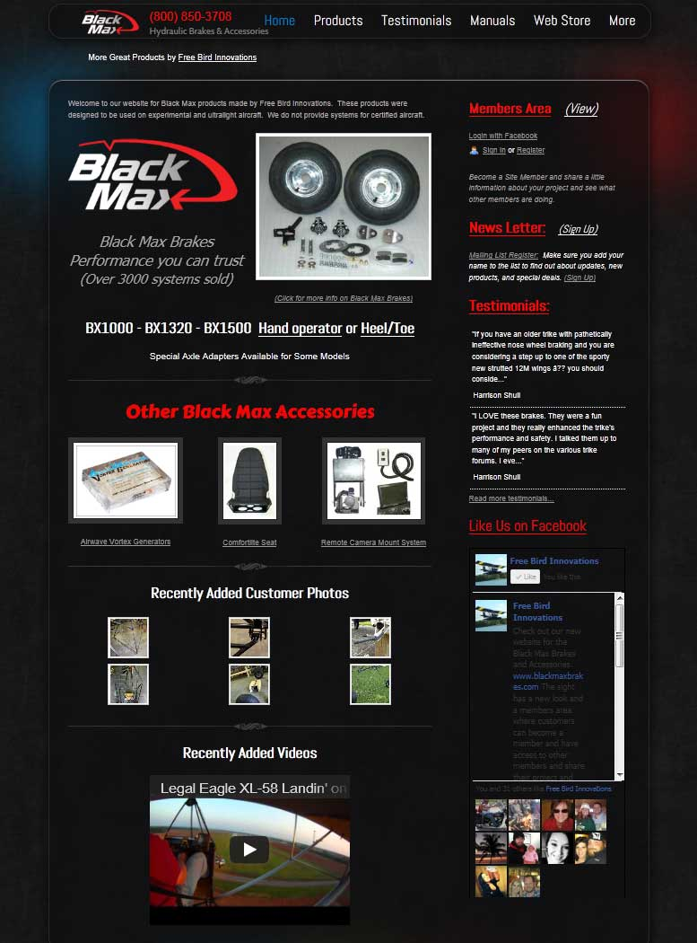 Black-Max-Home-Page-Pic